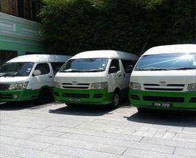 Chartered Van & Coach